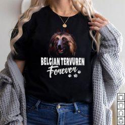 Dogs 365 Belgian Tervuren Forever Cute Dog shirt