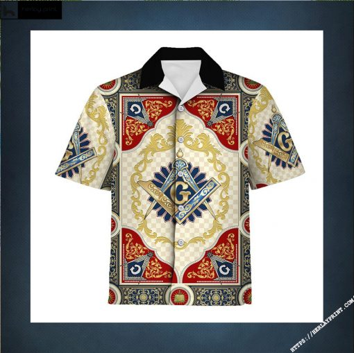 Freemasonry Hawaiian Shirt