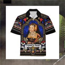 Hawaiian Shirt Catherine of Aragon