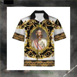 Hawaiian Shirt Emperor Franz Joseph I