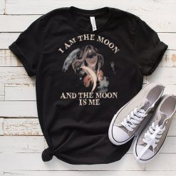 I am the moon and the moon is me shirt