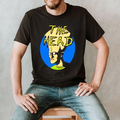MTV The Head Liquid Television Oddities 90s shirt