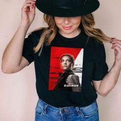 Marvel Black Widow Yelena Belova Teaser Movie Poster T shirt