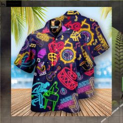 Music Is A Journey Jazz Is Getting Lost Edition - Hawaiian Shirt