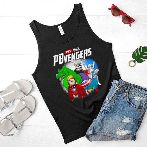 Pitbull PBvengers Shirt