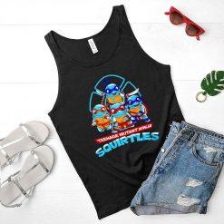 Pokemon teenage mutant ninja Squirtles shirt