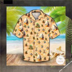 This Is The Way Baby Yoda Hawaiian Aloha shirt