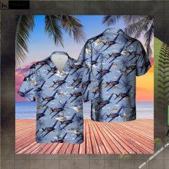 US Navy Grumman Hellcat Hawaiian Shirt Copy