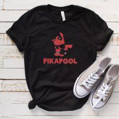 Pikacpool pikachu deadpool shirt