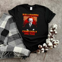 Biden Pennywise halloween came early this year shirt