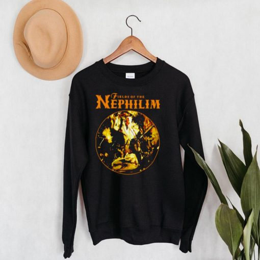Fields Of The Nephilim Elizium T shirt