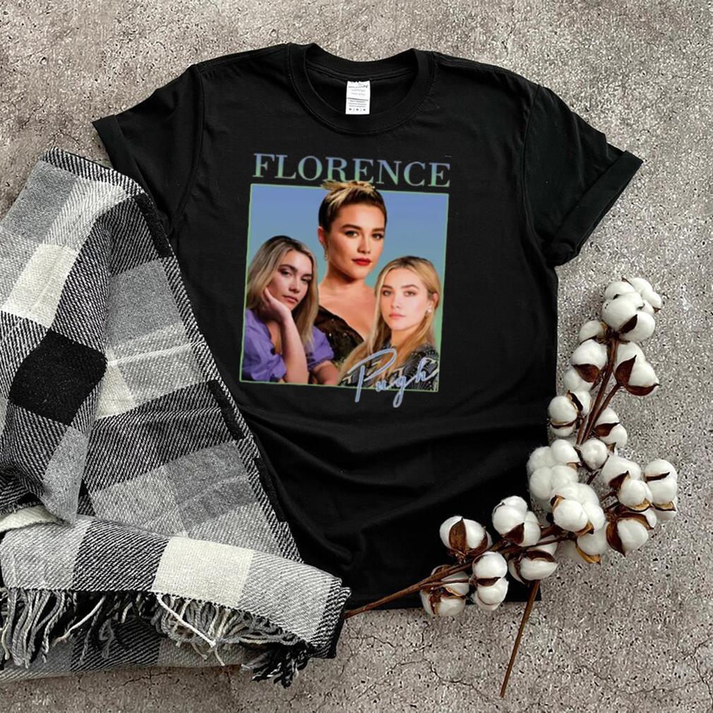 Florence Pugh Vintage Unisex T Shirt