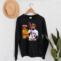 Francisco Lindor New York Mets the best game out there shirt
