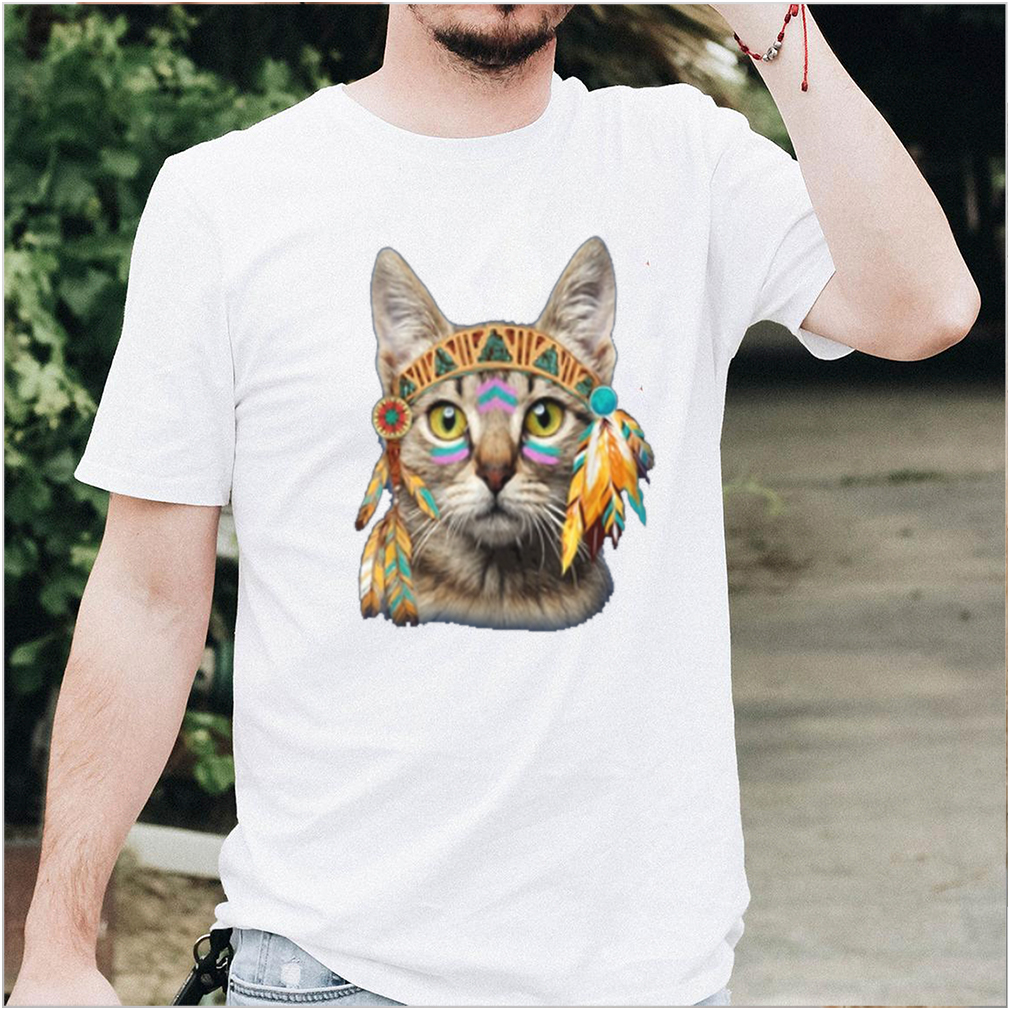 Funny Cat Gifts for kitten lovers Cat T Shirt