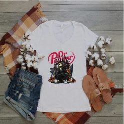 Halloween King Dr Pepper Nightmare Before T Shirt