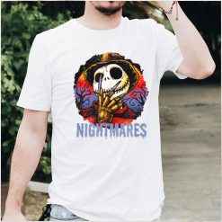Halloween Nightmares T Shirt
