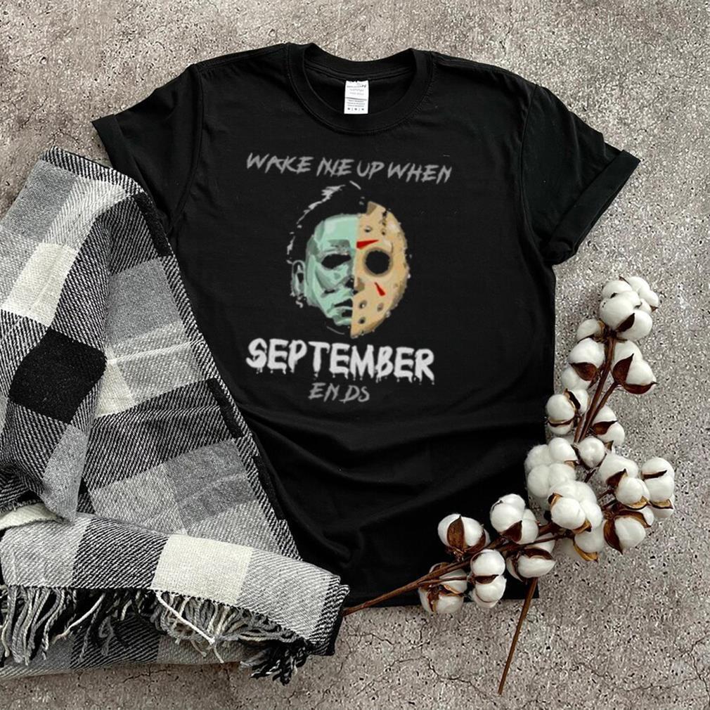 Horror Character Mirror Water Halloween tShirt