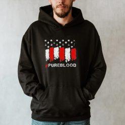 Pure Blood Movement Pureblood Freedom Shirt