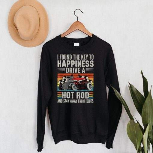 Retro Vintage Hot Rod Car Classic American Muscle Cars T Shirt