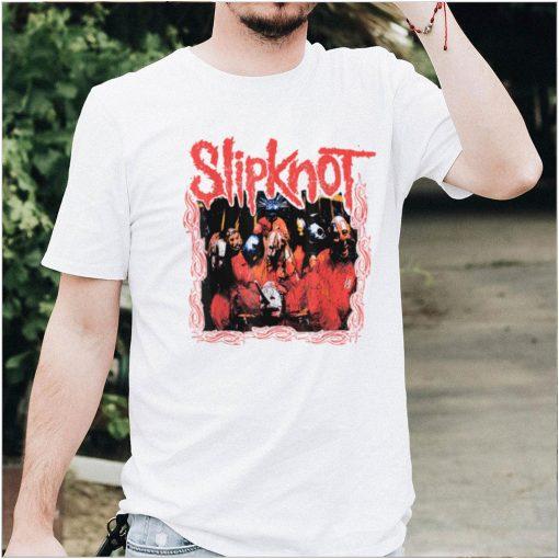 Slip.kn.ot Band T Shirt