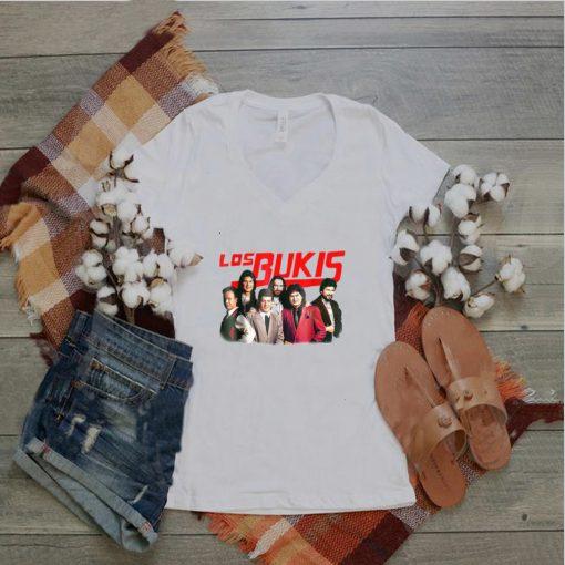 Vintage L_os Arts B_ukis V_aporware Band Music A_pparel T Shirt