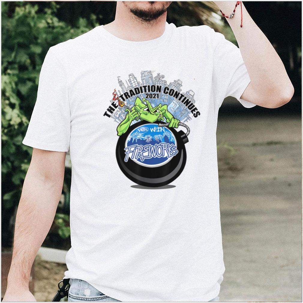 WEBN Fireworks 2021 T Shirt