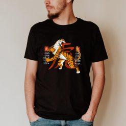 Chinese Year Of The Tiger Zodiac Calendar Lunar Animal Sign Sweatshirt