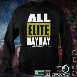 Adam Cole All Elite Baybay Shirt