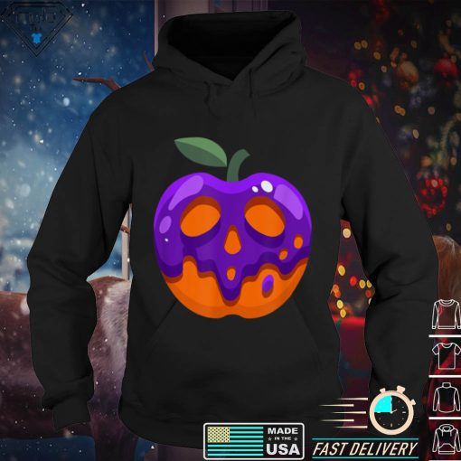 Apple Halloween T shirt T Shirt