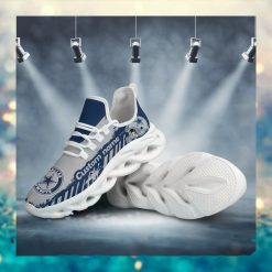 Dallas Cowboys American NFL Football Team Helmet Logo Custom Name Personalized Men And Women Max Soul Sneakers Shoes For Fan
