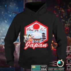 Japan shirt