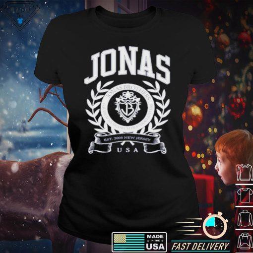 Jonas brothers remember this tour shirt