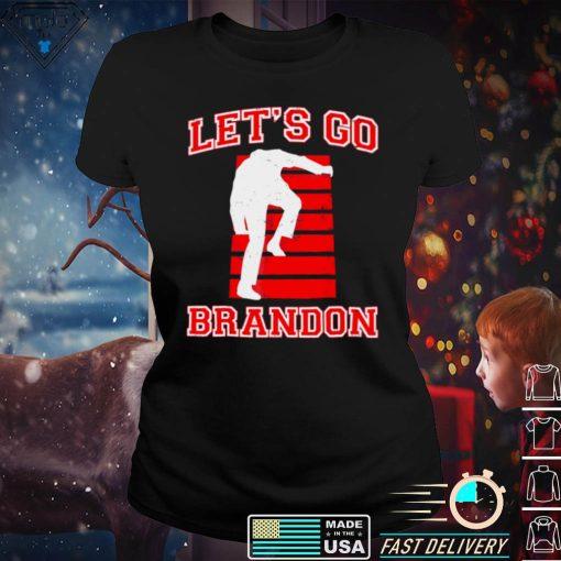 Lets Go Brandon Joe Biden Chant Impeach Biden Shirt