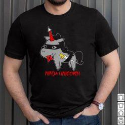 Ninja Unicorn Shirt