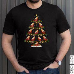Official Hermit Crab Christmas Lighting Tree Cute Hermit Crab Xmas T Shirt