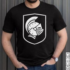 Official Knight Helmet Shield T Shirt